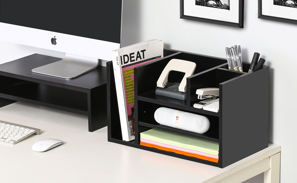 Smart Storage Solutions - wfh setup
