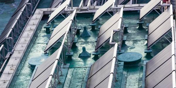 Amenities Solar Water Heating System