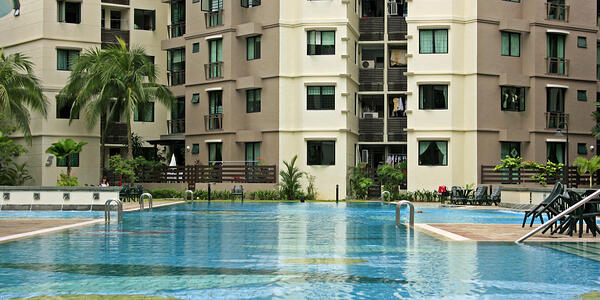 Amenities Swimming pool