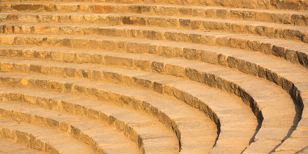 Amphitheatre amenities