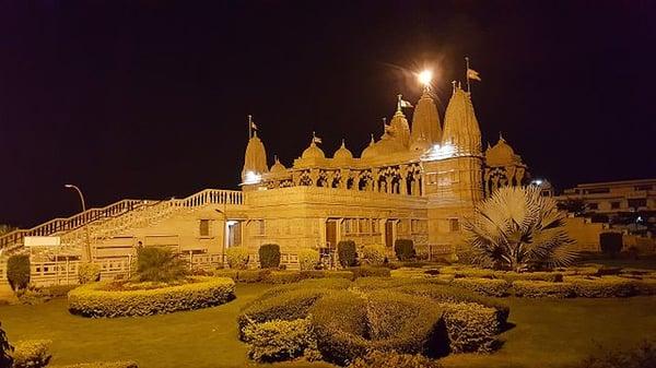 BAPS_Swaminarayan_Temple,_Nagpur