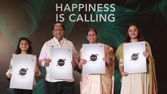 Brochure Inauguration - Kohinoor Group