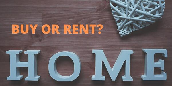 Buy or Rent your home