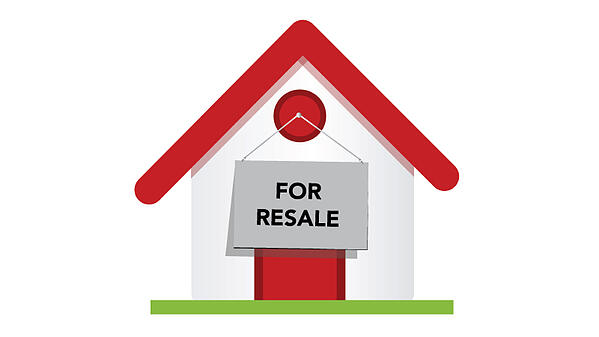 Flat For Resale