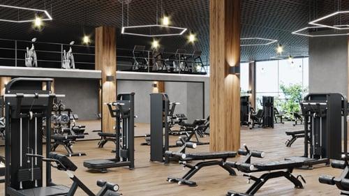 Gym In Tathawade
