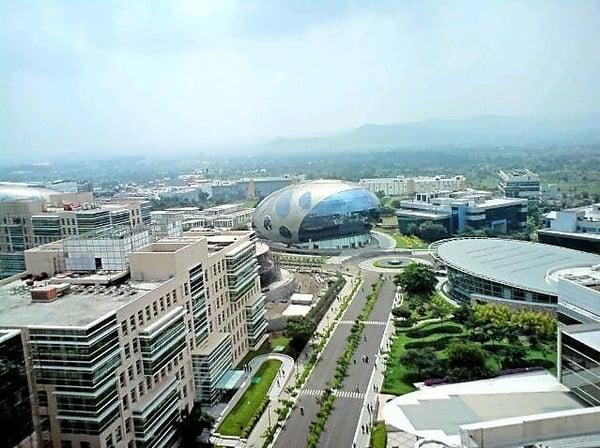 Hinjewadi IT Sector Pune
