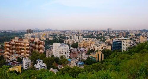Hinjewadi real estate development