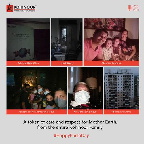 Kohinoor _ Earth day Collage-01