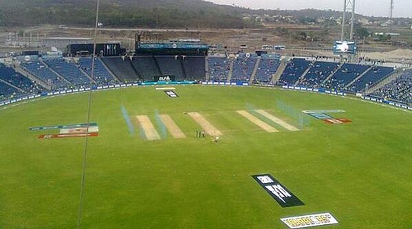 MCA cricket stadium