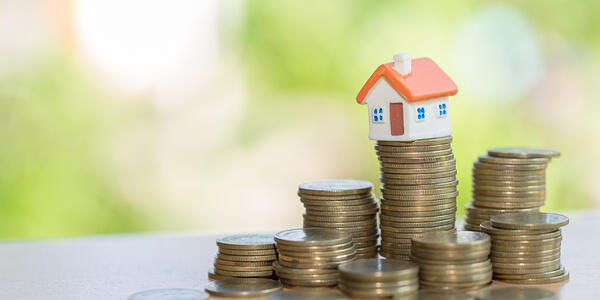 Money saving for first home