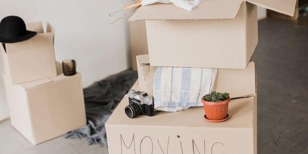 Move into ready flats