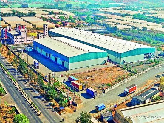 PCMC industrial area