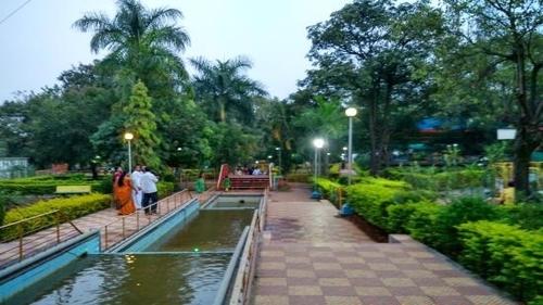 Parks And Garden Near Tathawade