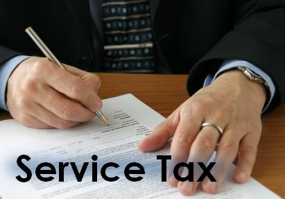 Service Tax On The Under Construction Property