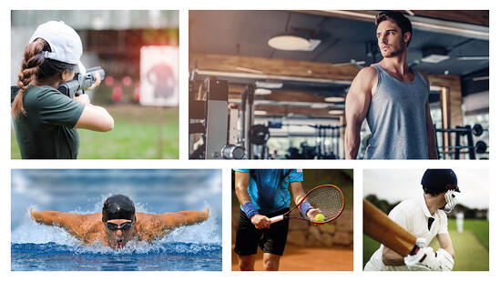 Sports and physical activity in kohinoor sportsville