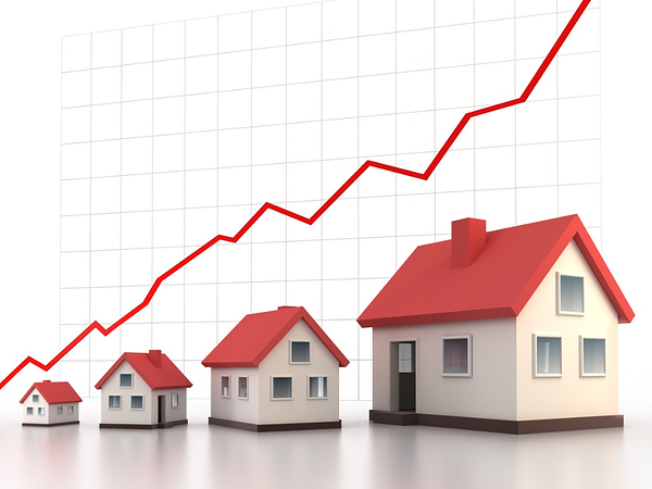 APPRECIATION IN PROPERTY RATES