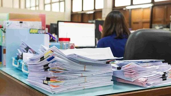 Avoid Paperwork