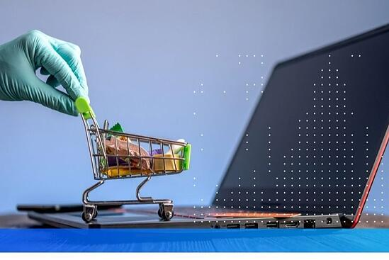 impacy of covid 19 on online shopping