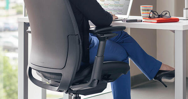 Bring Ergonomic Furniture - work from home