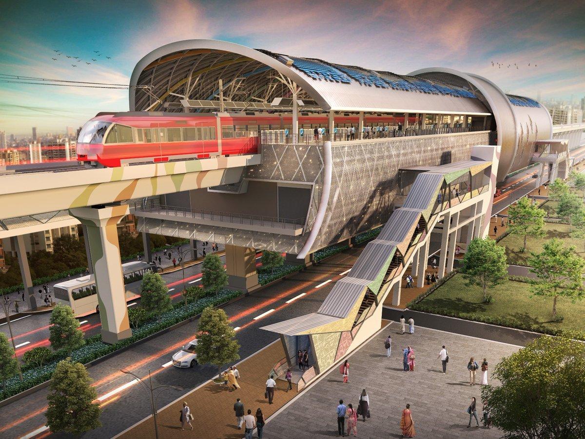 proposed metro station in Hinjewadi