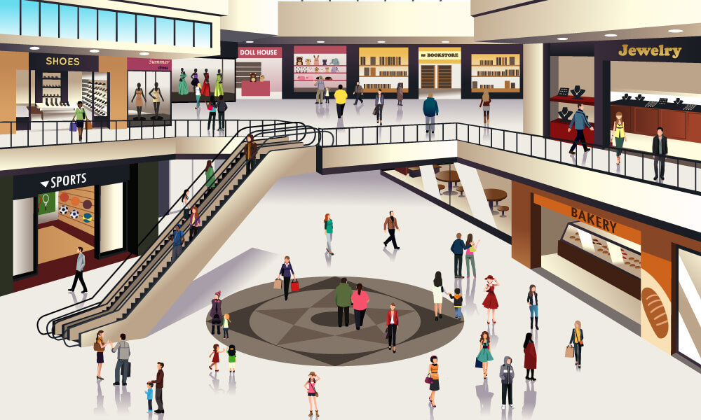 Luxury Retail Stores in PCMC Pune